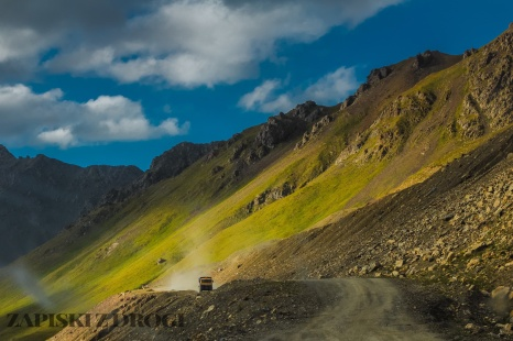 1_0118 Kirgistan - Karakol