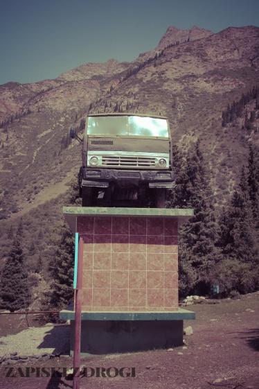 1_0216 Kirgistan - Kara-Say
