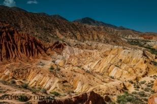 1_0430 Kirgistan - Fairy Tale Canyon