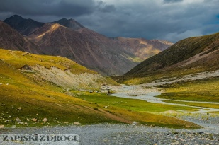 1_0591 Kirgistan - Tien Shan