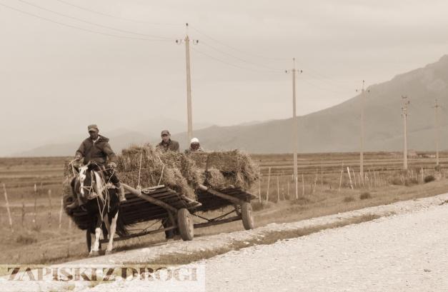 1_0802 Kirgistan - Ak-Say
