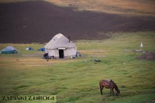 1_0818 Kirgistan - Ak-Say