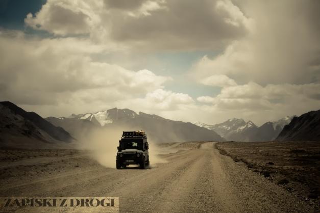 0133 Tadzykistan - Akbajtal Pass