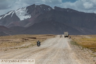 0136 Tadzykistan - Akbajtal Pass