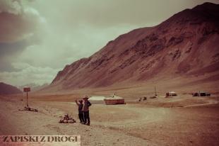 0137 Tadzykistan - Akbajtal Pass