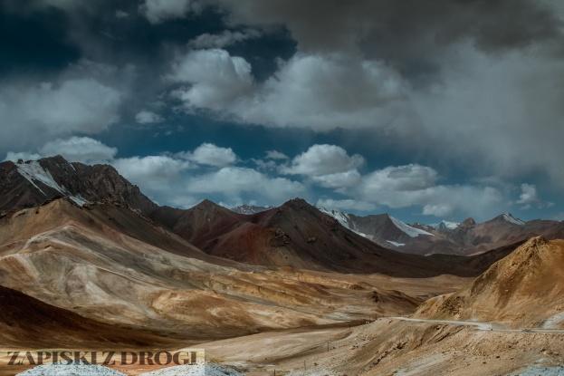 0153 Tadzykistan - Akbajtal Pass