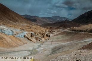 0156 Tadzykistan - Akbajtal Pass