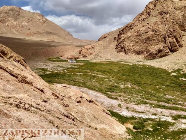 0343 Tadzykistan - Takhtamysh-Zorkul