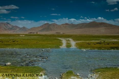 0387 Tadzykistan - Takhtamysh-Zorkul