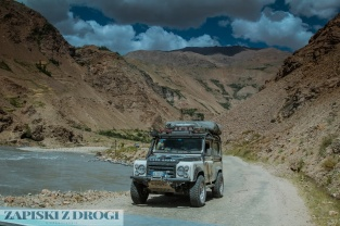 0807 Tadzykistan - Wakhan Valley_