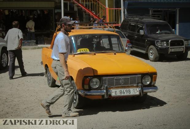 0842 Tadzykistan - Khorog