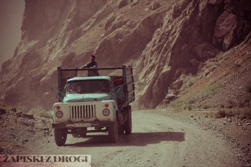 0881 Tadzykistan - Khorog-Rushan
