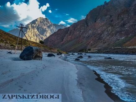 0884 Tadzykistan - Khorog-Rushan