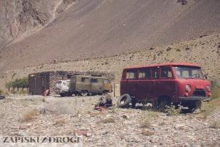 0966 Tadzykistan - Bartang Valley