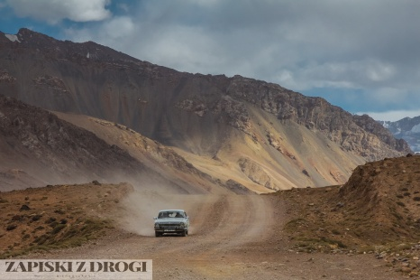 1234 Tadzykistan - Akbajtal Pass