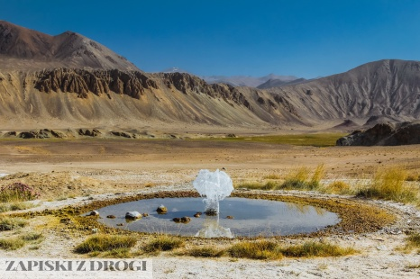 1287 Tadzykistan - Yashilkul