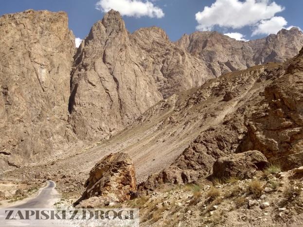 1517 Tadzykistan - Pamir Highway