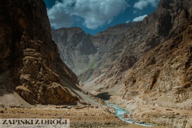 1540 Tadzykistan - Pamir Highway