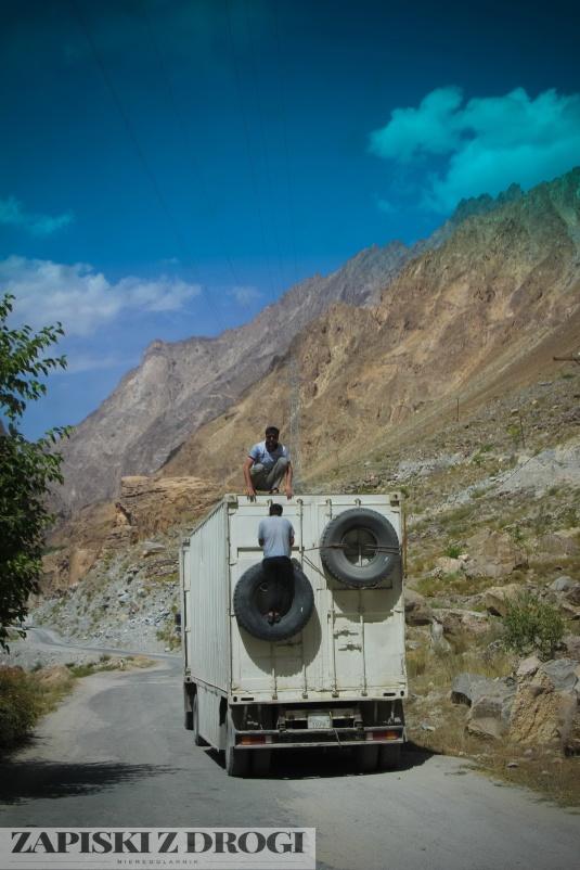 1551 Tadzykistan - Pamir Highway
