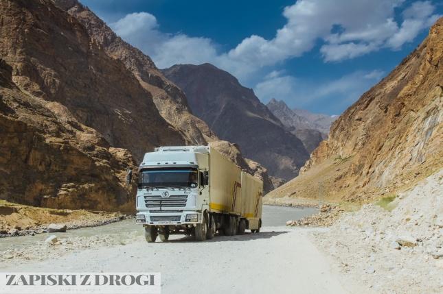 1557 Tadzykistan - Pamir Highway