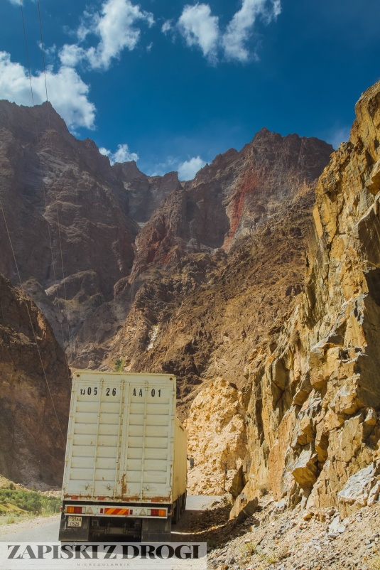1560 Tadzykistan - Pamir Highway