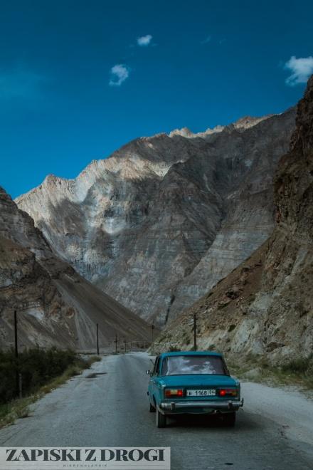 1576 Tadzykistan - Pamir Highway