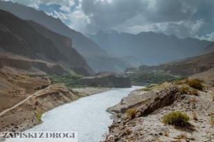 1586 Tadzykistan - Pamir Highway