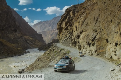 1596 Tadzykistan - Pamir Highway