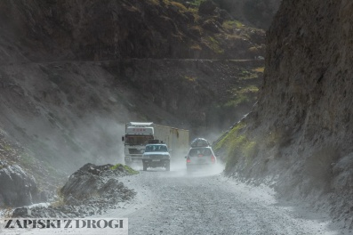 1600 Tadzykistan - Pamir Highway