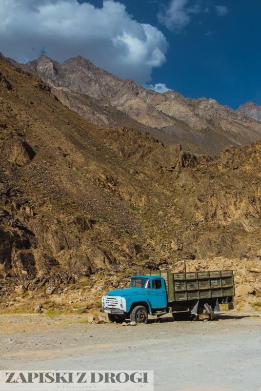 1605 Tadzykistan - Pamir Highway