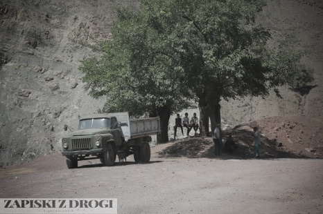 1692 Tadzykistan - M41
