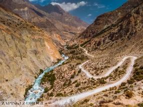 1_1903 Tadzykistan - Iskardankul Valley